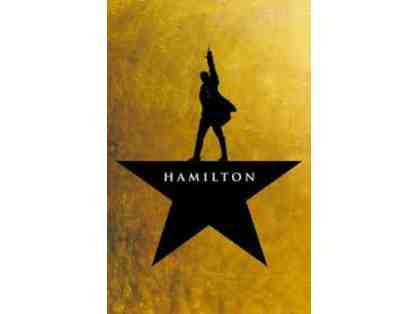 4 Days & 3 Night Stay in New York City and Tickets to Hamilton the Musical!