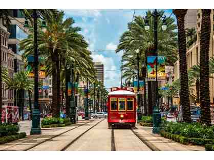 New Orleans Vacation Package for Two!