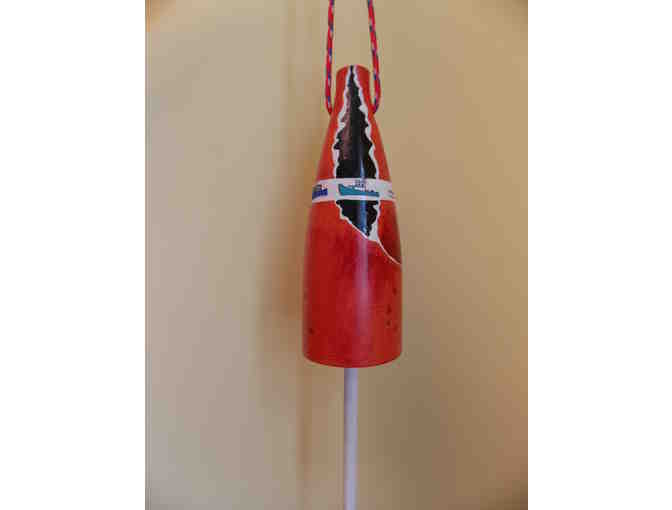 Fox, Kathleen A.  - 'LOBSTER CLAW BUOY'
