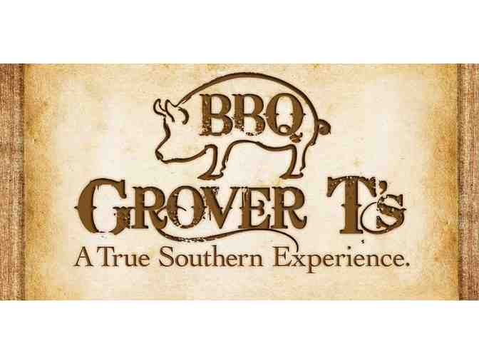 $25.00 Gift Card to Grover T's BBQ Milton