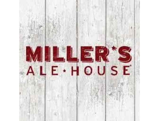 $50 Gift Card to Miller's Ale House