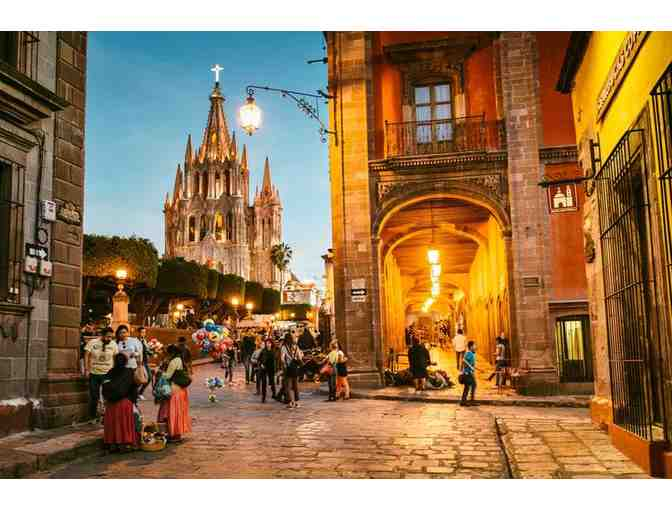 San Miguel de Allende, Mexico One Week Vacation Rental