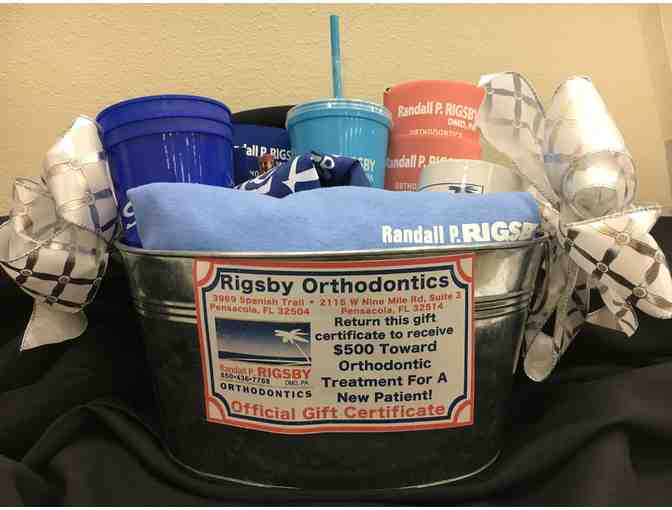 Rigsby Orthodontics Package