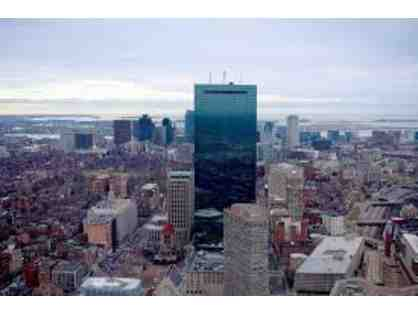 Explore Boston and Trinity Church Package