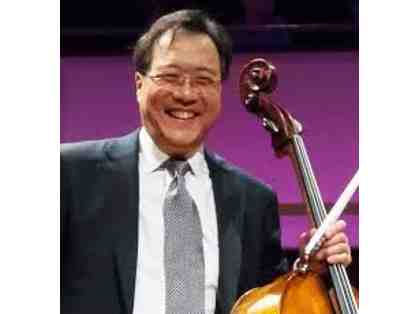 1-Hour Cello Lesson from Yo-Yo Ma