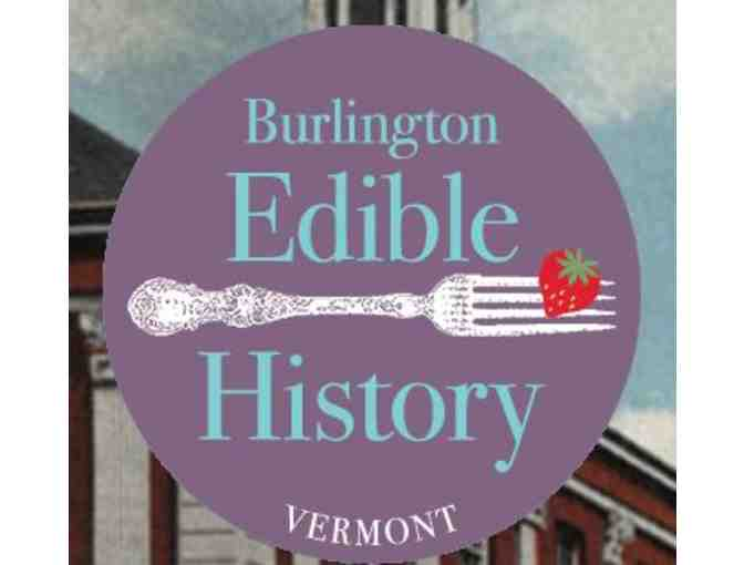 Burlington Edible History Tour