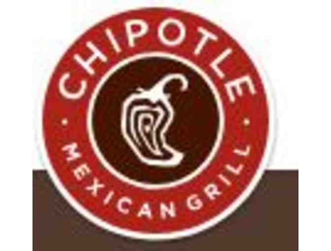 Chipotle Gift Card ($25)