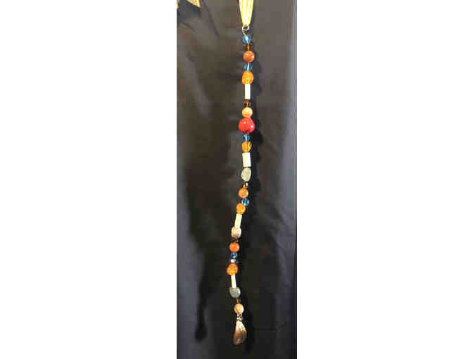 110 Bead and stone hanging - Photo 4