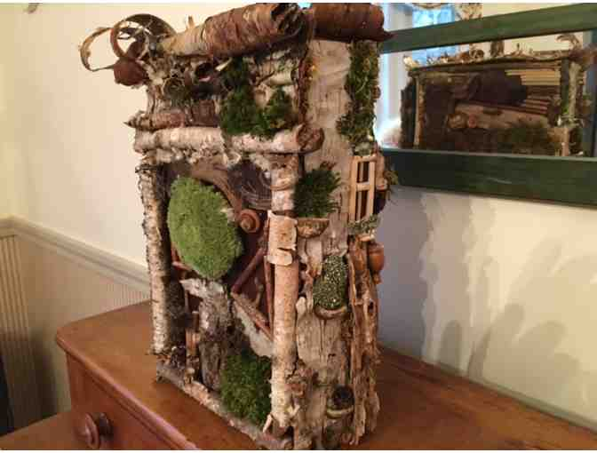 Handmade One of a Kind Fairy House