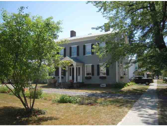 1-Night Stay for 2 Guests at Sacket Harbor's historic Jacob Brewster House