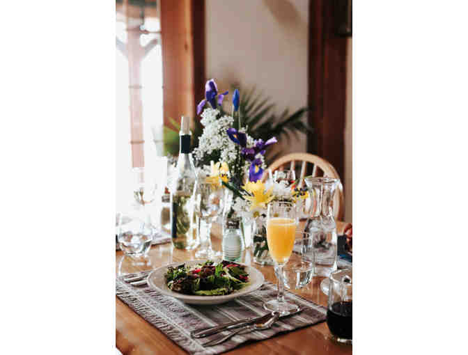 Brunch for 2 at Tug Hill Vineyards