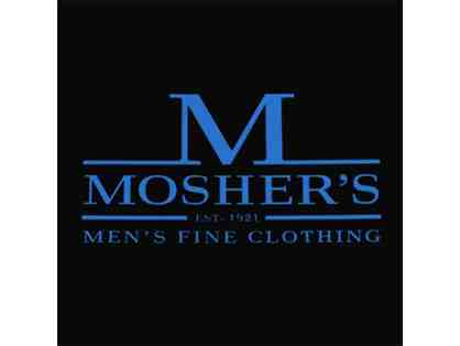 Mosher's $100 Gift card