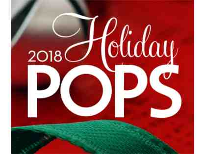 Boston Symphony - 2 Holiday Pops Tickets