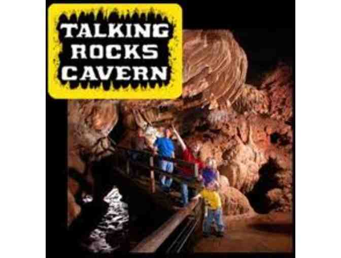 Talking Rocks Cavern - Four (4)- Admission Tickets