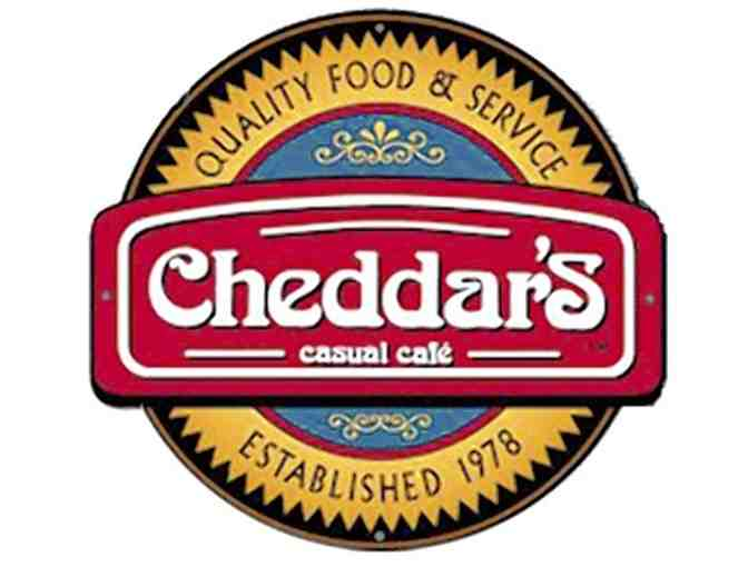 Cheddar's - $50 Gift Certificate