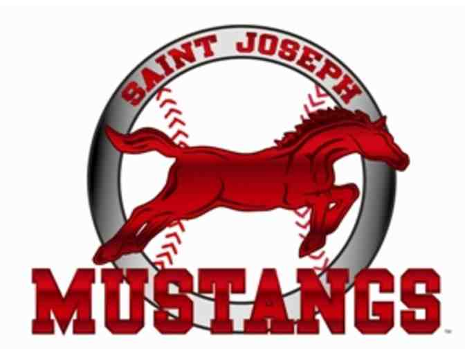 St. Joe Mustangs-4 General Admission Tickets + Throw Out First Pitch