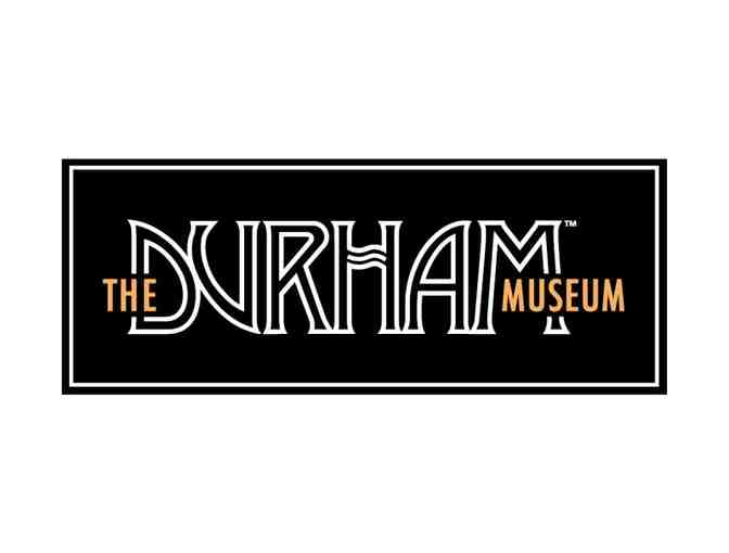 1 Family Pass - Durham Museum (inside Omaha Union Station)
