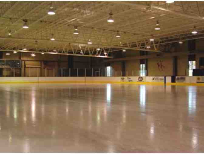 Bode Ice Arena-6 Admission and Skate Rental Passes