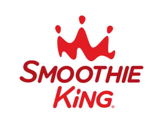Smoothie King-5 Free Smoothie Cards - Photo 1
