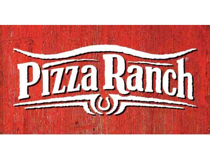 Pizza Ranch - 4 Buffet Coupons - Photo 1