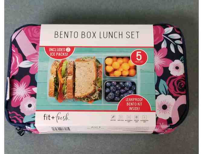 Bento Box Lunch 5 Piece Lunch Set - Photo 1
