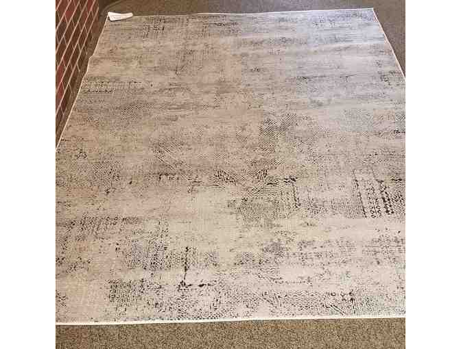 "Area Rug - ""Silver Bells"" - Photo 1"