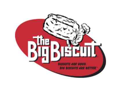 The Big Biscuit-$20 Gift Card