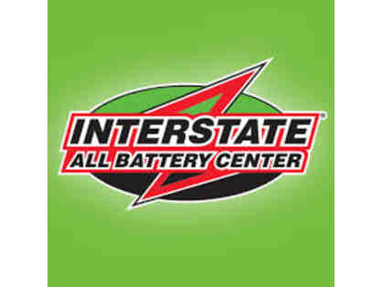 Interstate All Battery Center-$100 Gift Certificate for SLI Battery or Cell Phone Repair