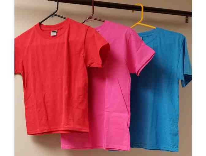 Ladies and Youth T-Shirts - Photo 1