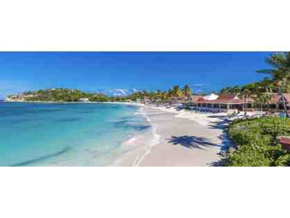 ANTIGUA: PINEAPPLE BEACH CLUB- 7-9 nights / 2 rooms; ADULTS ONLY