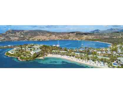 ANTIGUA: ST. JAMES'S CLUB & VILLAS - 7-9 nights/ 3 rooms