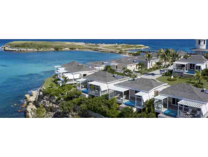 ANTIGUA: HAMMOCK COVE - 7 nights / 2 Luxury Water view Villas, ADULTS ONLY - Photo 2