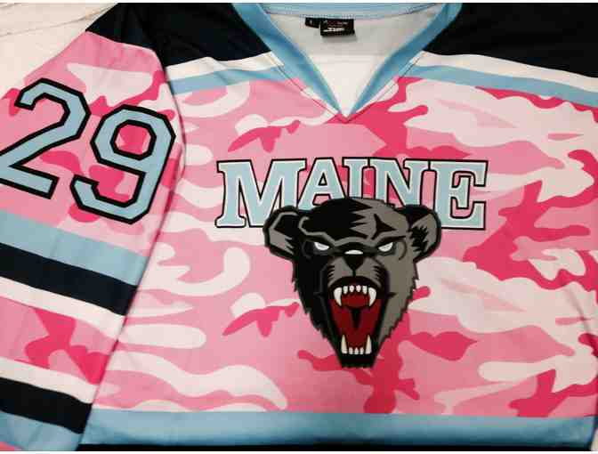 UMaine Women's Ice Hockey Pink Jersey #29