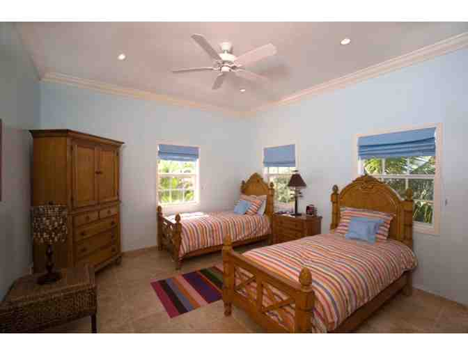 4 nights, 5 days in Exuma Bahamas at Villa H at February Point Resort