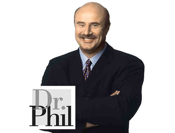4 VIP Tickets for Dr. Phil