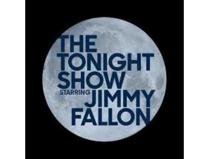 Four Tickets to The Tonight Show Starring Jimmy Fallon!