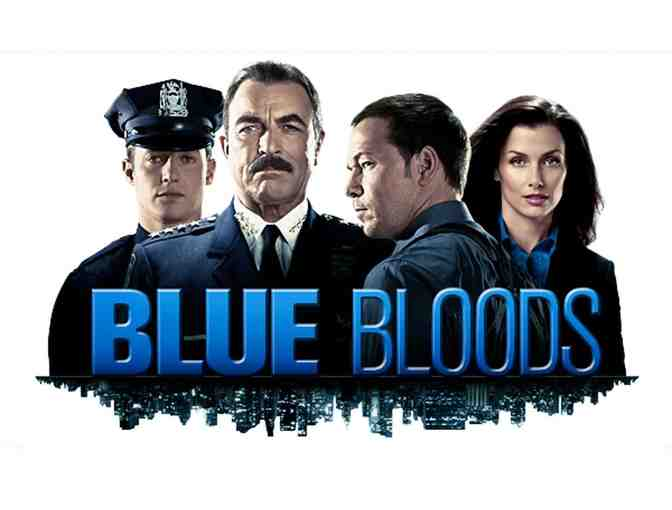 Blue Bloods Set Visit with an Opportunity to be an Extra