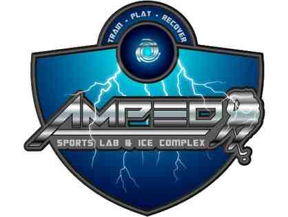 1 Free Session with Amped Goaltending