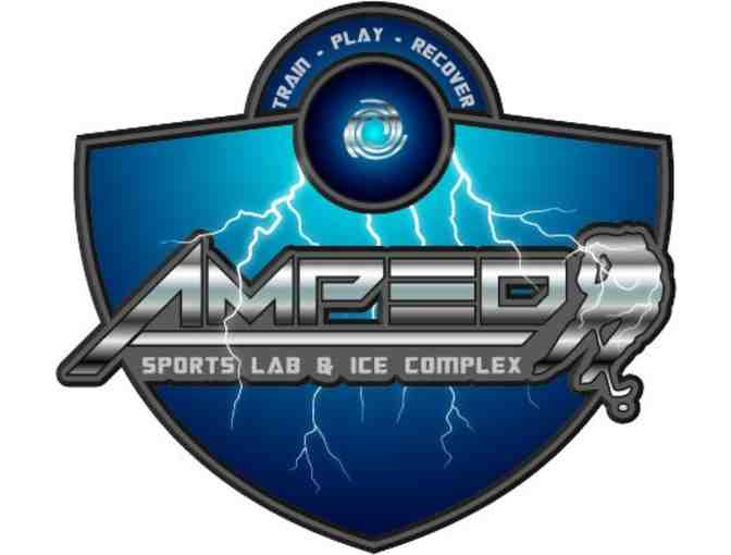 1 Free Session with Amped Goaltending - Photo 1