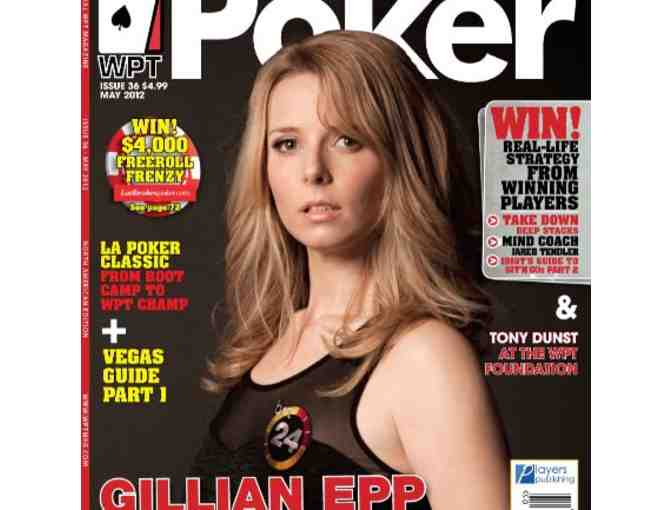 1 hour Zoom Poker Instruction with Gillian Epp / 1 heure d'instruction de Zoom Poker avec - Photo 1