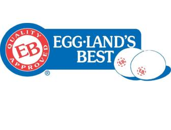 24 Certificates for 1 Free Dozen of Eggland's Best Eggs