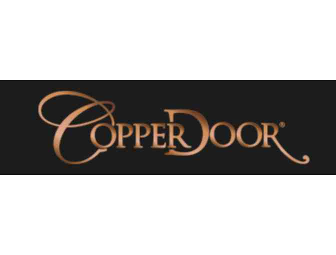$50 Gift Card to the Copper Door - Photo 1