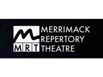 2 Tickets to any performance at Merrimack Repertory Theatre
