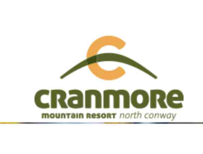 2 Adult Ski LIft Tickets at Cranmore Mountain