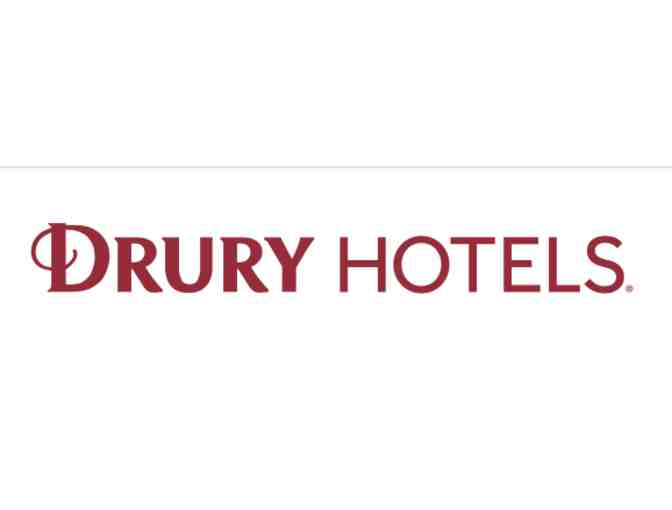 One Night Weekend Stay at Drury Hotels