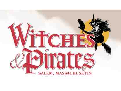 4 Passes to 3 Witches and Pirates Museums