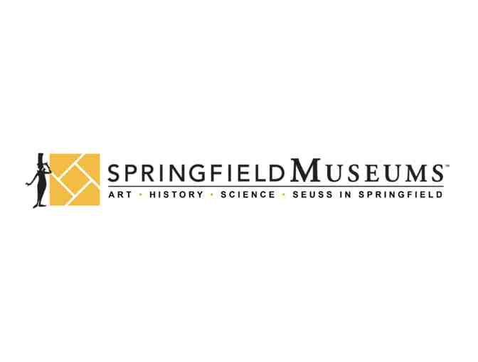 2 Passes to 5 Springfield Museums including the Dr. Seuss Museum - Photo 1