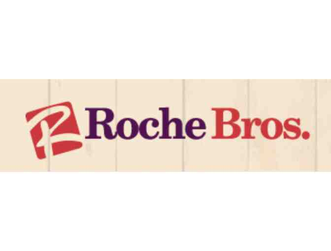 $25 Gift Card to Roche Bros. Supermarkets