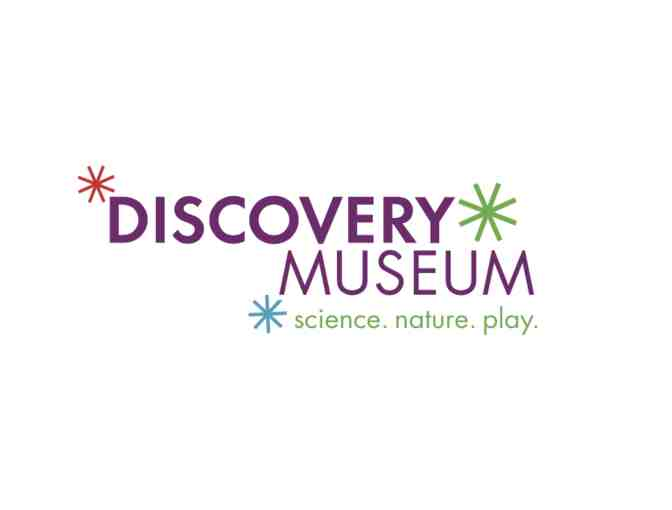 4 Passes to the Discovery Museum - Photo 1