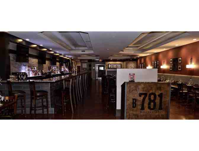 $25 Gift Card to Bistro 781